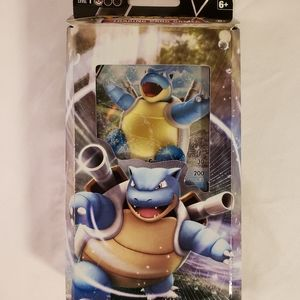 Pokemon TCG Blastoise Battle Deck